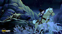 Still #5 from The Magic Sword: Quest for Camelot