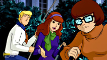 Still #1 from Scooby-Doo!: Mask of the Blue Falcon