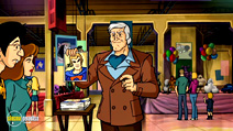 Still #7 from Scooby-Doo!: Mask of the Blue Falcon