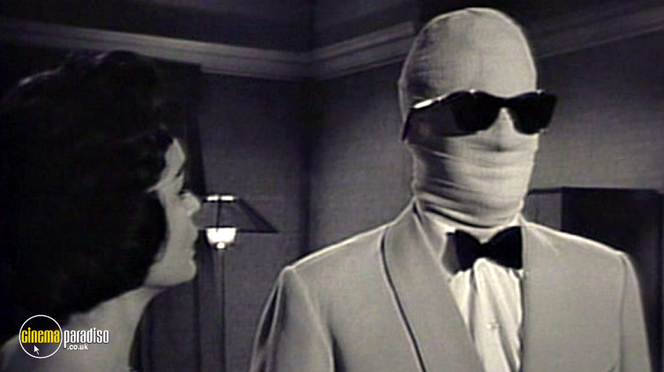 The Invisible Man: Vol.3 online DVD rental