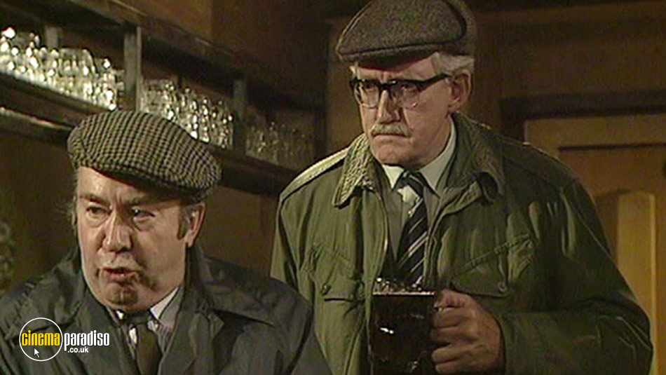 Last of the Summer Wine: Series 7 and 8 online DVD rental