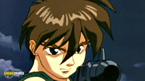 Still #6 from Gundam Wing: Vol.6