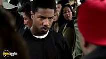 A still #14 from Fruitvale Station with Michael B. Jordan