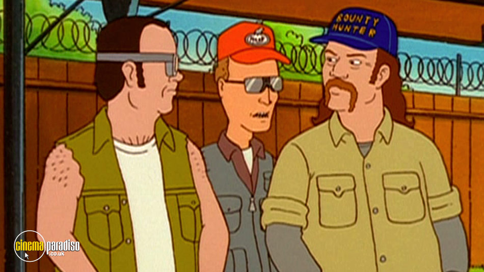 King of the Hill: Series 3 online DVD rental