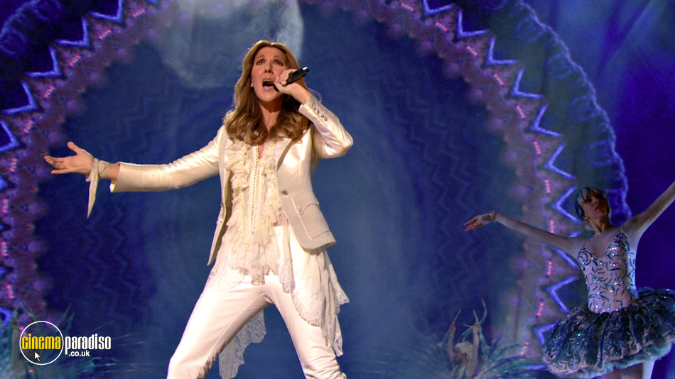 Celine Dion: A New Day: Live in Vegas online DVD rental