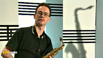 Still #1 from Jools Holland's Music Makers: The Saxophone with Pete Thomas
