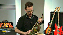 Still #7 from Jools Holland's Music Makers: The Saxophone with Pete Thomas