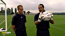 Still #5 from David Seaman: Jeepers Keepers