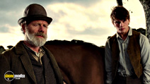 A still #2 from War Horse with Peter Mullan and Jeremy Irvine