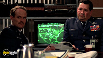 A still #3 from WarGames (1983) with Barry Corbin and Michael Ensign