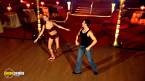 Still #5 from Tracy Shaw's Salsacise for Hips and Thighs