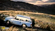 Still #4 from The History of Land Rover: The Definitive Story
