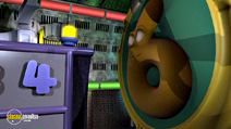 Still #7 from Numberjacks: Counting Down to Christmas