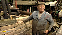 Still #6 from Fred Dibnah: Dig with Dibnah