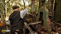 Still #8 from Fred Dibnah: Dig with Dibnah