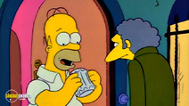 Still #4 from The Simpsons: The Simpsons Against The World