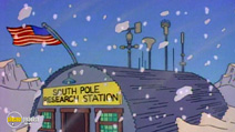 Still #8 from The Simpsons: The Simpsons Against The World
