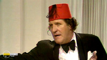 Still #5 from Tommy Cooper: The Very Best Of