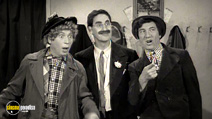 Still #6 from The Marx Brothers: At the Circus