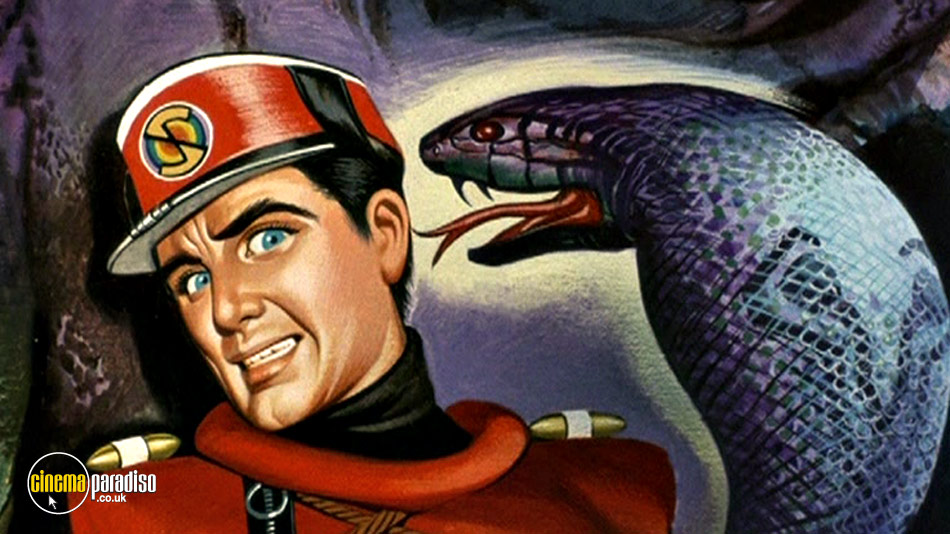 Captain Scarlet and the Mysterons: Vol.1 online DVD rental