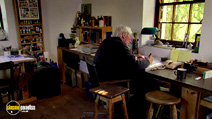 Still #2 from Far Out Isn't Far Enough: The Tomi Ungerer Story