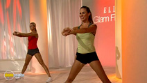 Still #5 from Elle: Glam Fitness - Total Toning Workout