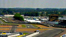 Still #8 from Le Mans 1993 Review
