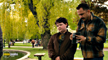 A still #2 from Ted (2012) with Giovanni Ribisi and Aedin Mincks