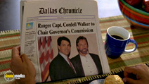 Still #6 from Walker Texas Ranger: Trial by Fire
