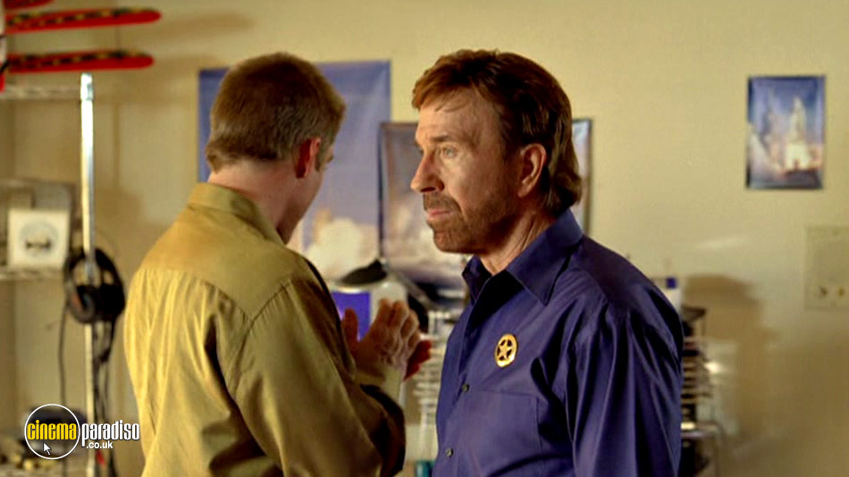 Walker Texas Ranger: Trial by Fire online DVD rental