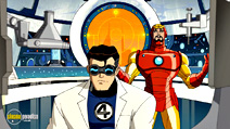 Still #2 from The Avengers: Earth's Mightiest Heroes: Vol.5