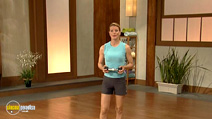 Still #4 from 10 Minute Solution: Kettleball Ultimate Fat Burner