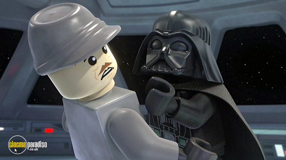 Lego Star Wars: The Empire Strikes Out online DVD rental