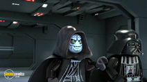 Still #1 from Lego Star Wars: The Empire Strikes Out