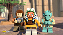 Still #5 from Lego Star Wars: The Empire Strikes Out