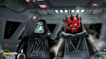 Still #7 from Lego Star Wars: The Empire Strikes Out