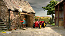 Still #5 from Little Red Tractor: One Potato Two Potato