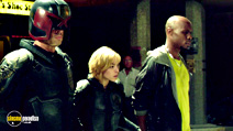 A still #8 from Dredd with Olivia Thirlby