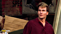 A still #6 from Ghost with Patrick Swayze
