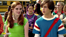 A still #4 from Sky High with Michael Angarano and Danielle Panabaker