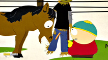 Still #1 from South Park: The Cult of Cartman