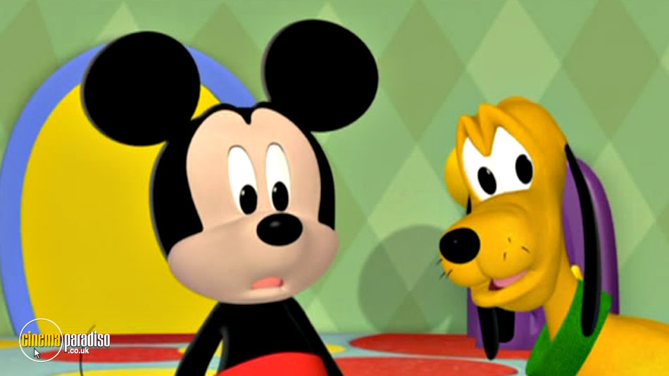 Mickey Mouse Clubhouse: Choo Choo Express online DVD rental