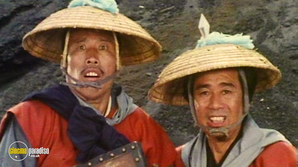The Water Margin: Vol.1 (aka Nine Dozen Heroes and One Wicked Man/None Will Ever Escape Alive) online DVD rental