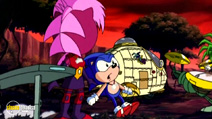 Still #8 from Sonic Underground: Who Do You Think You Are and 9 Other Episodes