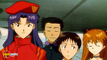 Still #6 from Neon Genesis Evangelion: Vol.2