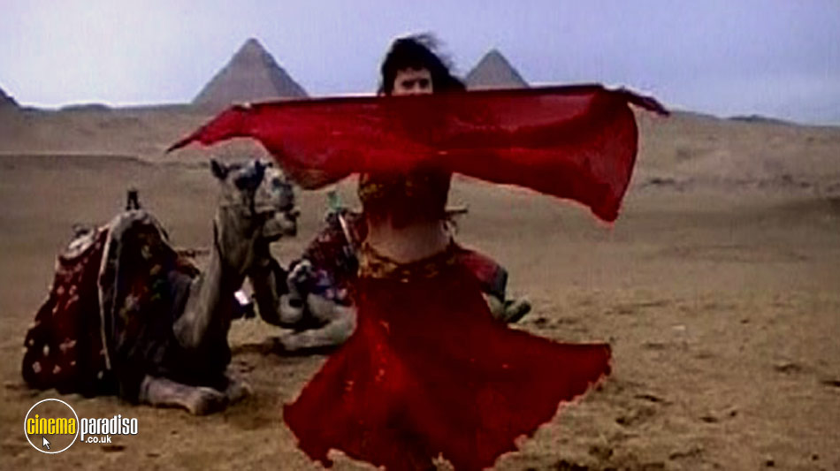 Egyptian Belly Dancing for Beginners with Hilary Thacker online DVD rental