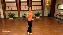 Still #3 from 10 Minute Solution: Dance Off Belly Fat