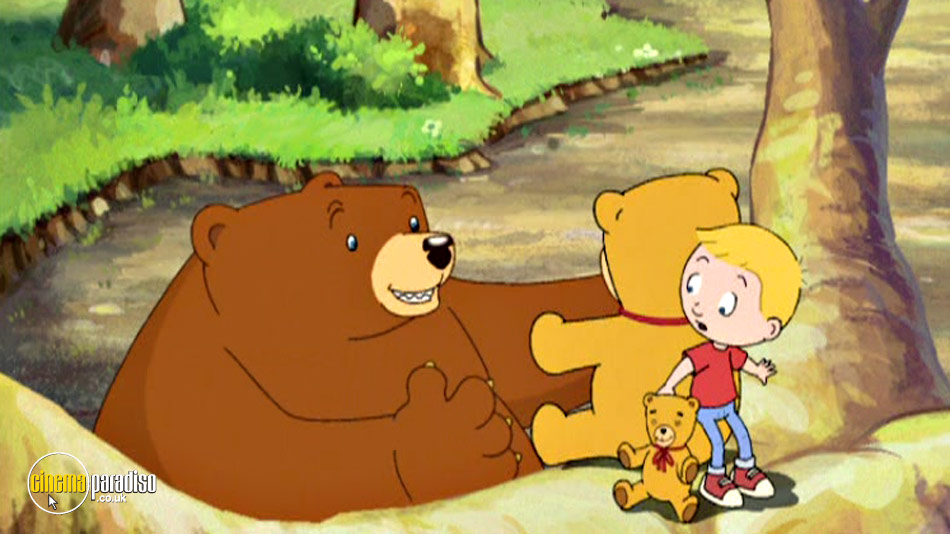 Eddy and the Bear: Silly Stories online DVD rental