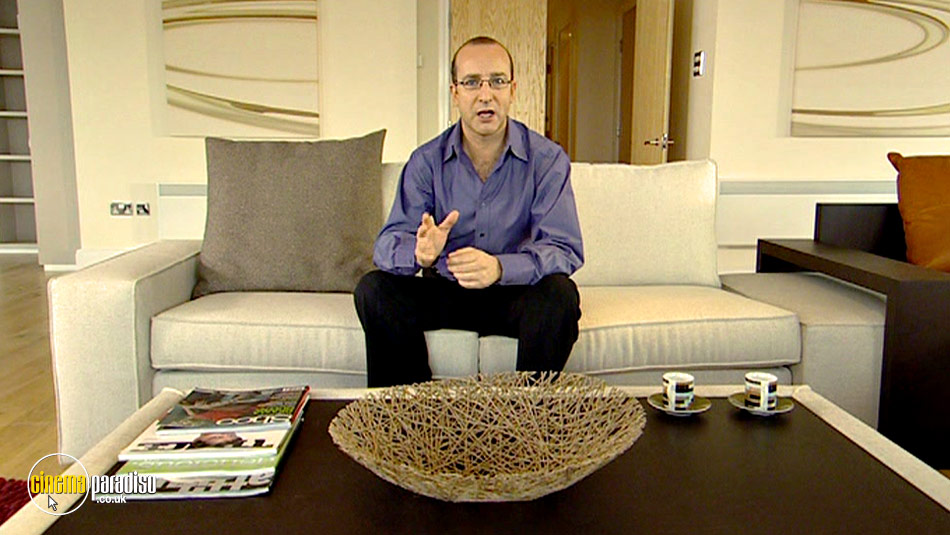 Paul McKenna: Quit Smoking Now online DVD rental