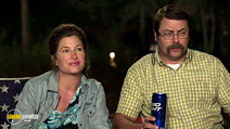 A still #5 from We're the Millers (2013) with Kathryn Hahn and Nick Offerman